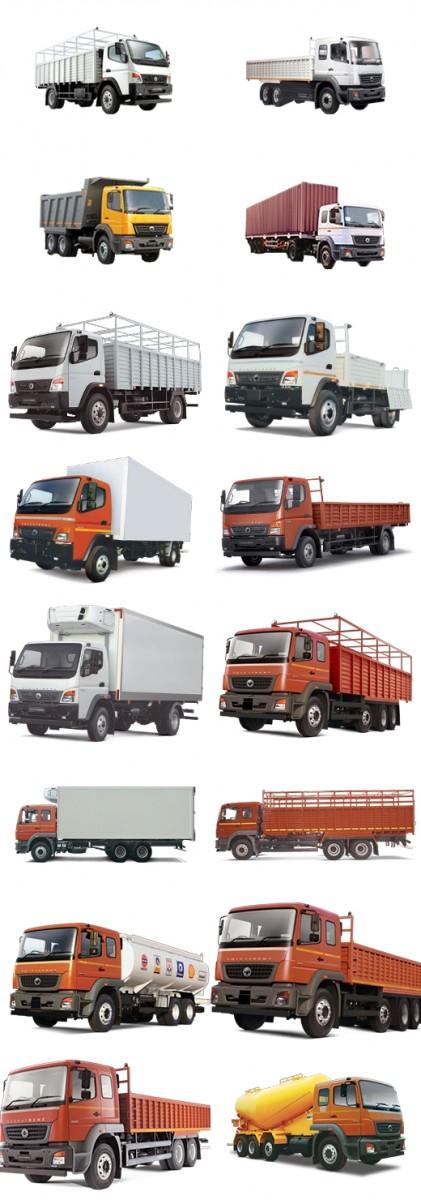 2014 BharatBenz Trucks 73