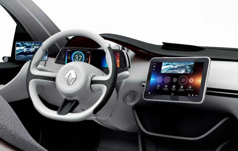 2014 Renault Eolab Concept PHEV 19
