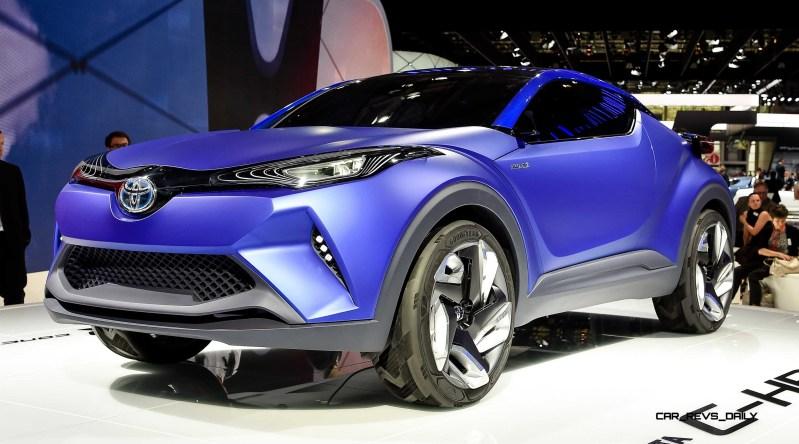 2014 Toyota C-HR Concept 5