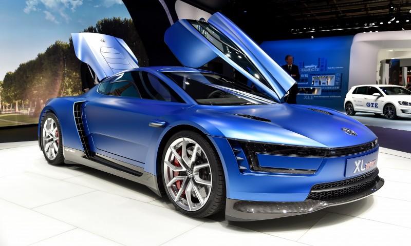 2014 Volkswagen XL Sport Concept 4
