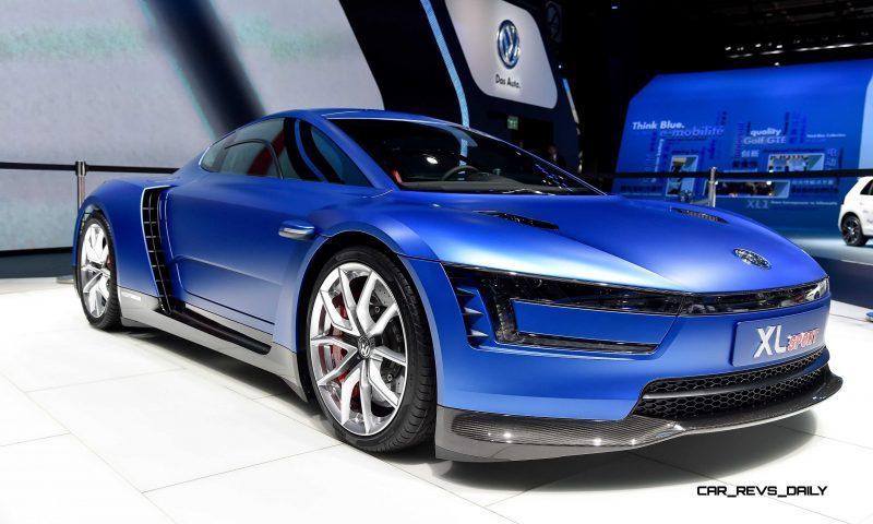 2014 Volkswagen XL Sport Concept 6