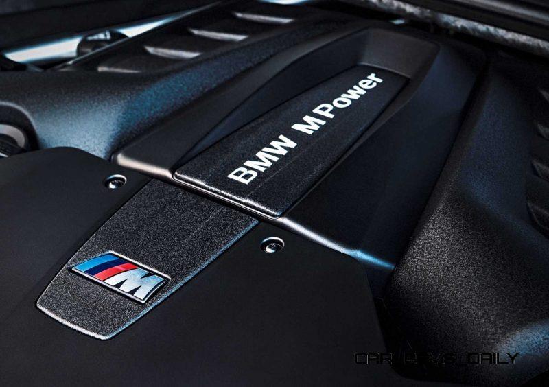 2015 BMW X5 M 17