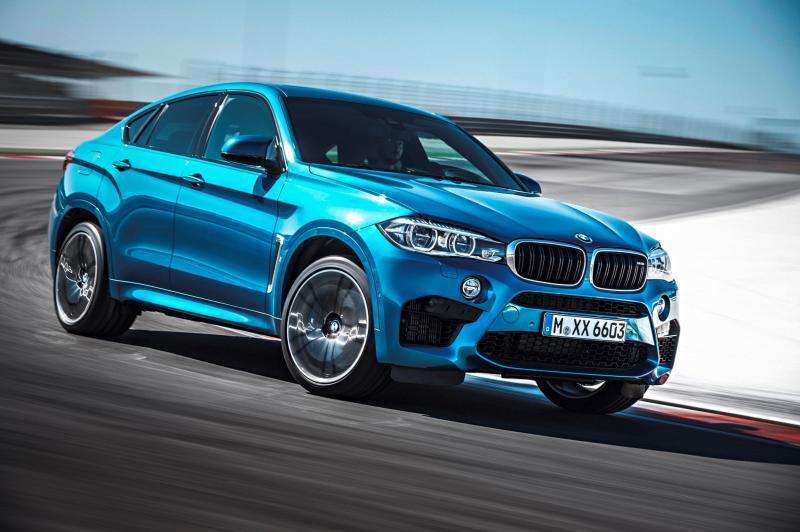 2015 BMW  X6 M 11