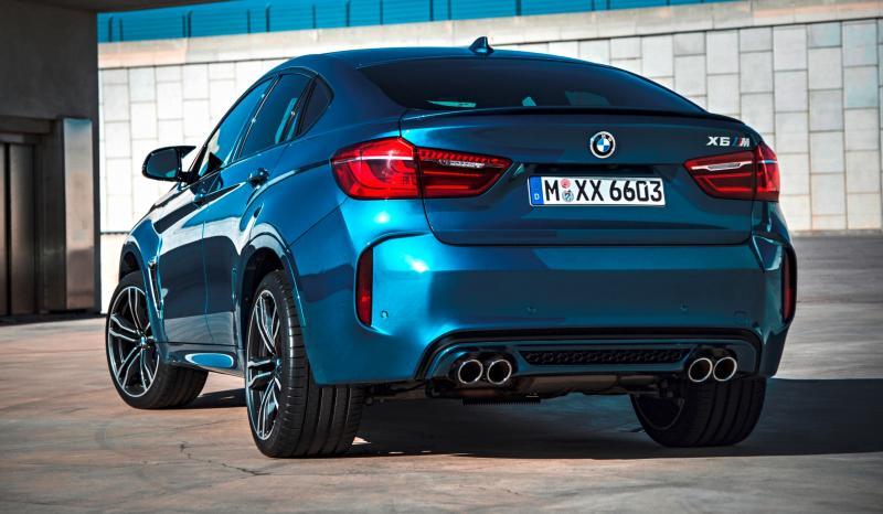 2015 BMW  X6 M 22