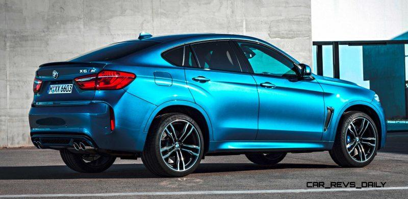2015 BMW  X6 M 27
