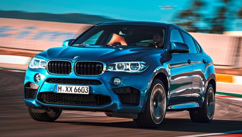 2015 BMW  X6 M 3