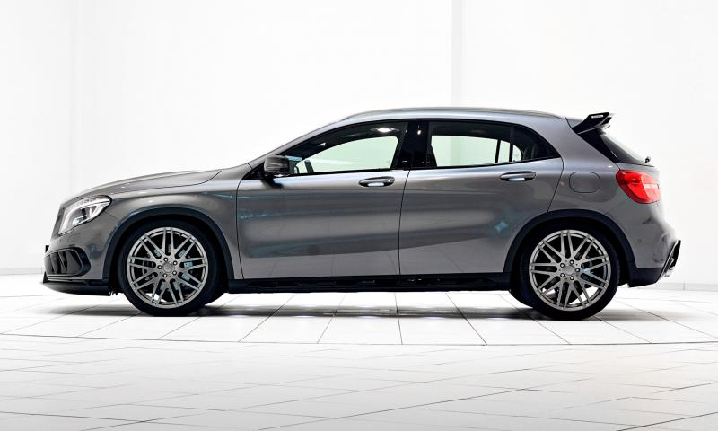 2015 BRABUS Mercedes-Benz GLA-Class 6