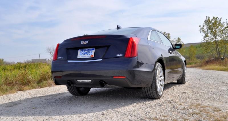 2015 Cadillac ATS Coupe 3.6 AWD 16