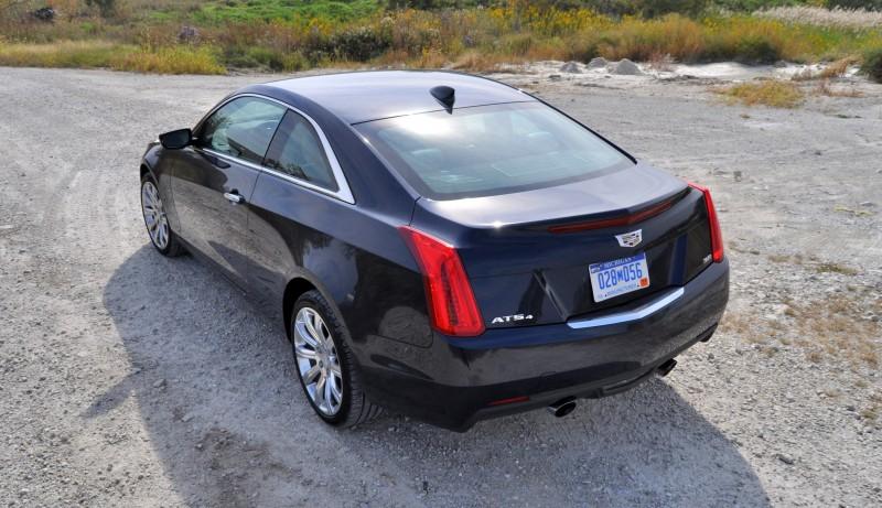 2015 Cadillac ATS Coupe 3.6 AWD 17