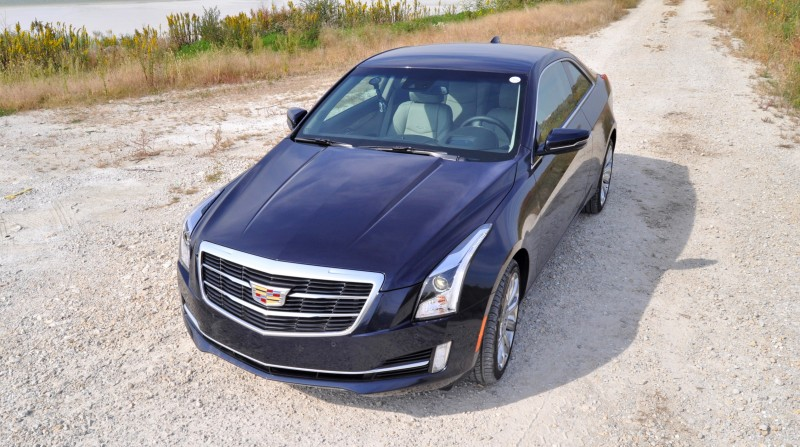 2015 Cadillac ATS Coupe 3.6 AWD 20
