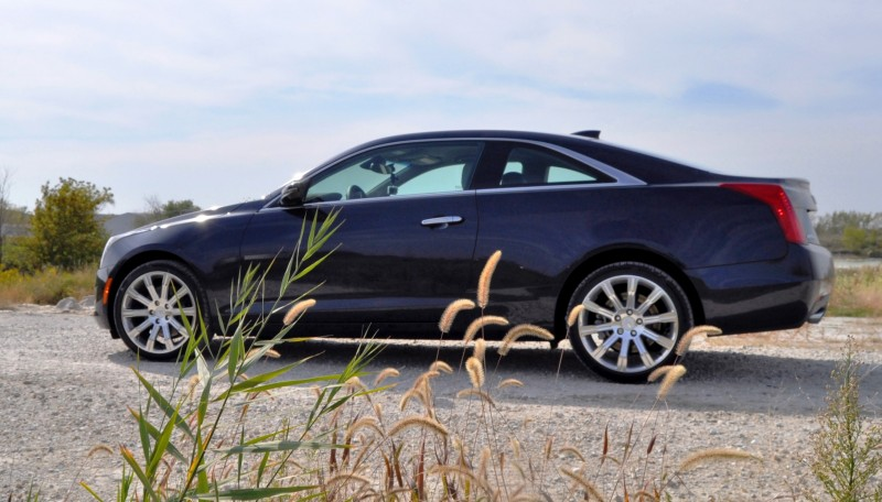 2015 Cadillac ATS Coupe 3.6 AWD 3