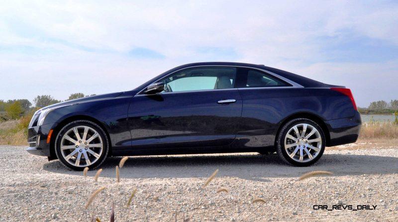 2015 Cadillac ATS Coupe 3.6 AWD 5