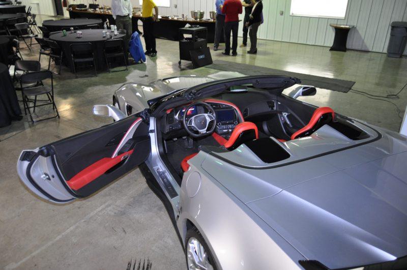 2015 Chevrolet Corvette Z06 Convertible 17