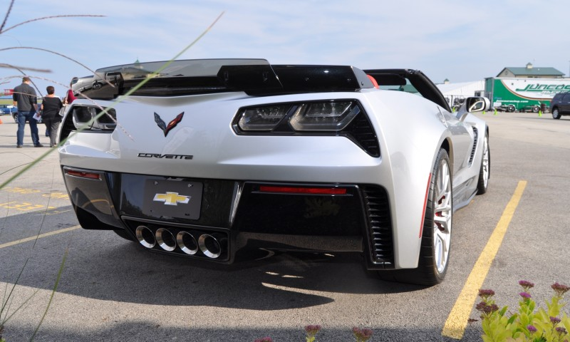2015 Chevrolet Corvette Z06 Convertible 35