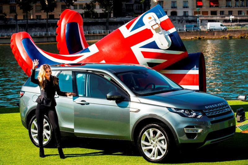 2015 Land Rover Discover Sport 9