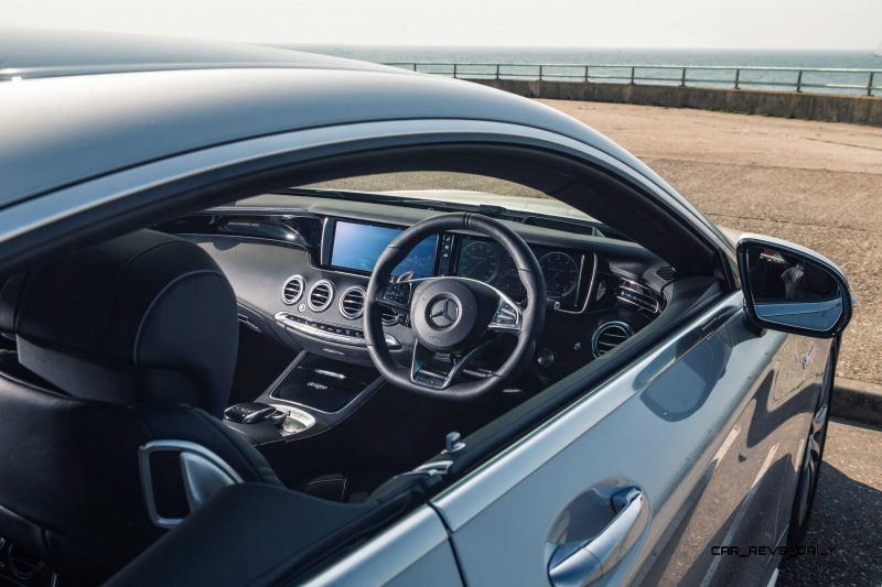 2015 Mercedes-Benz S63 AMG Coupe 14
