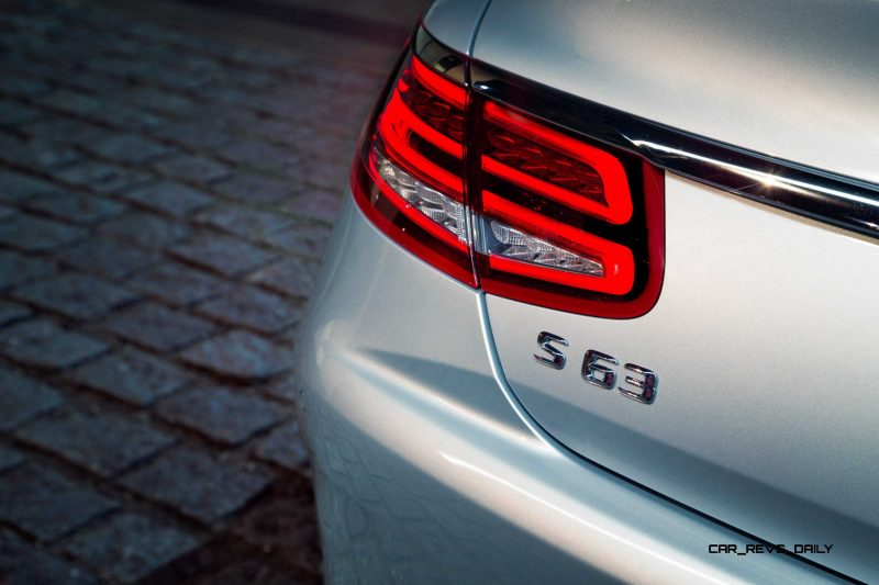 2015 Mercedes-Benz S63 AMG Coupe 15