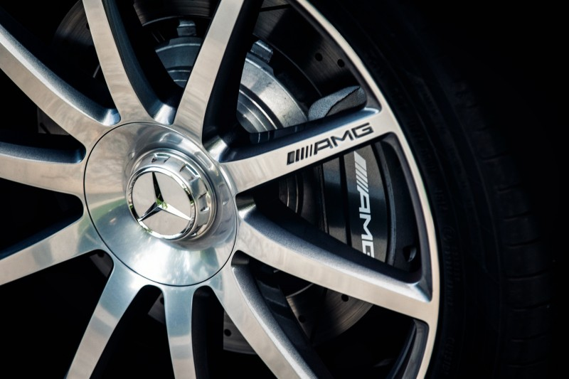 2015 Mercedes-Benz S63 AMG Coupe 20