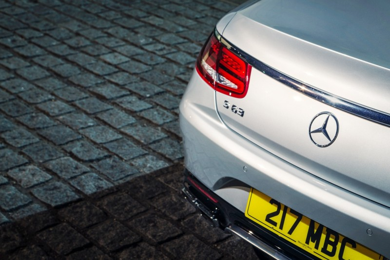 2015 Mercedes-Benz S63 AMG Coupe 54