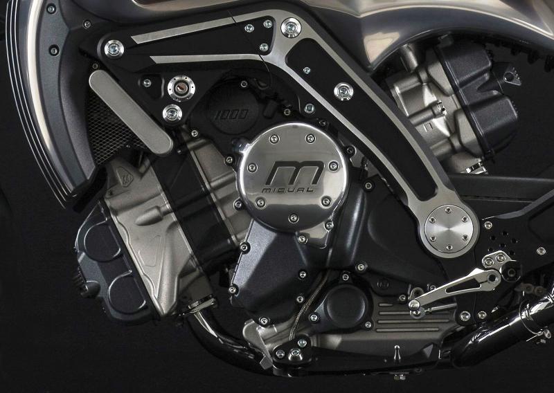 2015 Midual Type 1 Motorcycle 29