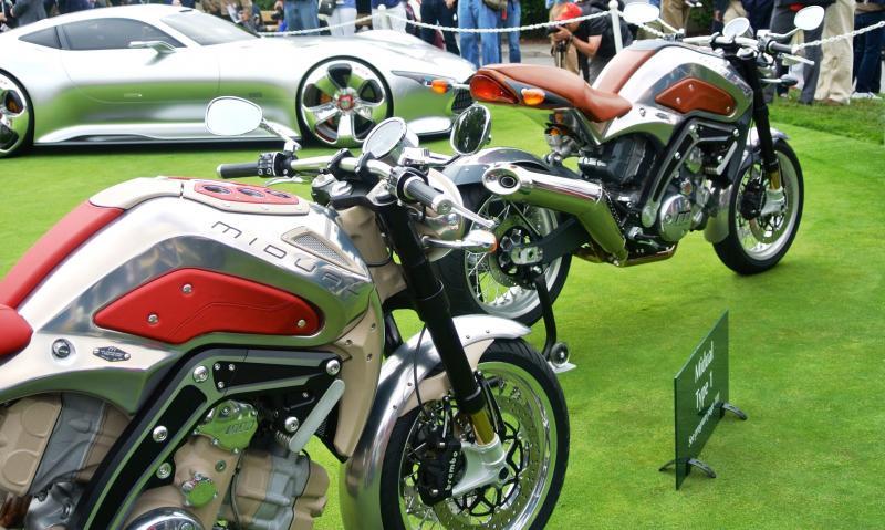 2015 Midual Type 1 Motorcycle 3