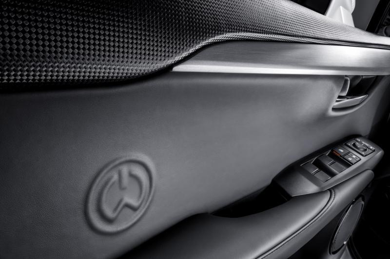 2016 Lexus NX-F Concept 10