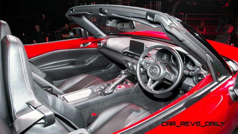 2016 Mazda MX-5 Roadster 3