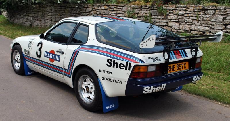 CCWin 1981 Porsche 924 Martini Rally Car 18