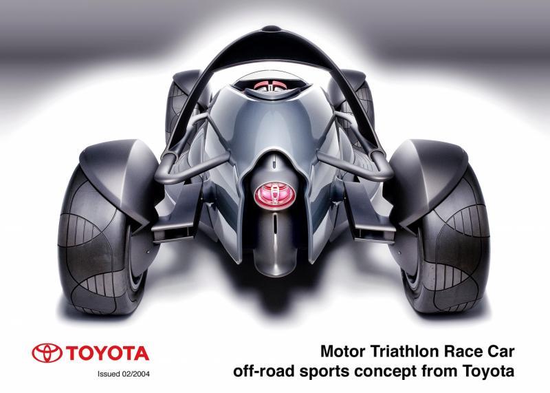 Concept Flashback - 2004 Toyota MTRC 11