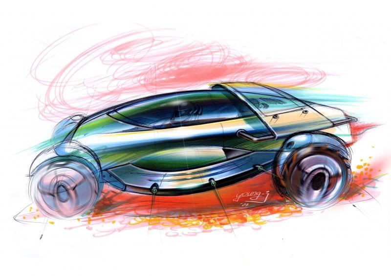 Concept Flashback - 2004 Toyota MTRC 31