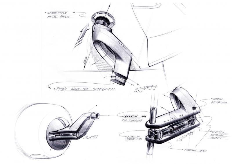 Concept Flashback - 2004 Toyota MTRC 33