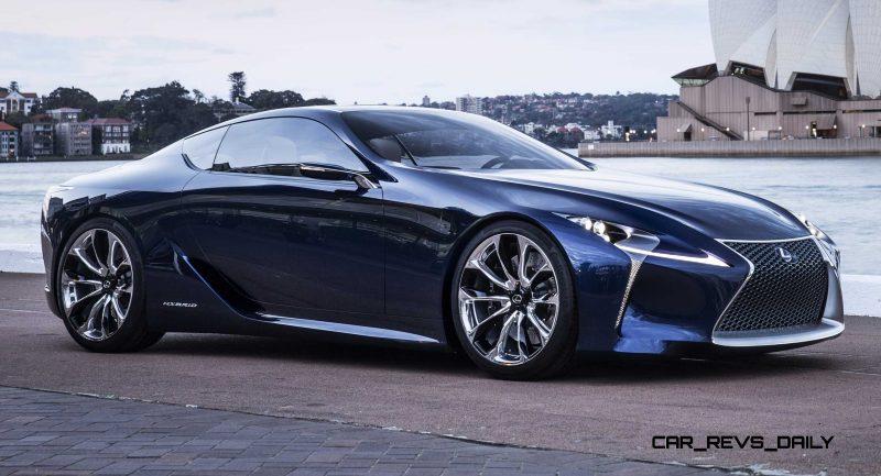 Concept Flashback - Lexus LF-LC in 77 High-Res Photos - Future LF-B 17
