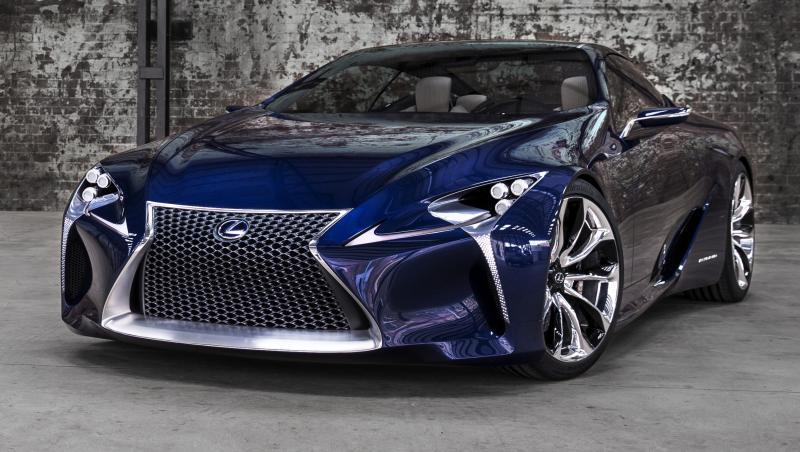 Concept Flashback - Lexus LF-LC in 77 High-Res Photos - Future LF-B 20