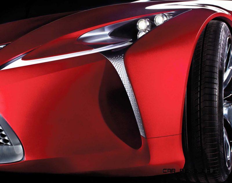 Concept Flashback - Lexus LF-LC in 77 High-Res Photos - Future LF-B 25