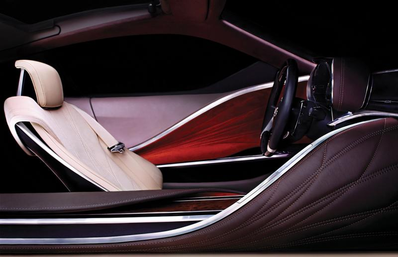 Concept Flashback - Lexus LF-LC in 77 High-Res Photos - Future LF-B 26