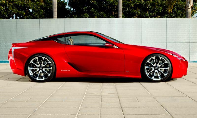 Concept Flashback - Lexus LF-LC in 77 High-Res Photos - Future LF-B 33