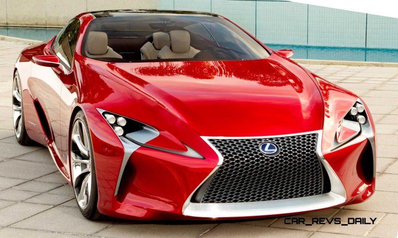 Concept Flashback - Lexus LF-LC in 77 High-Res Photos - Future LF-B 34