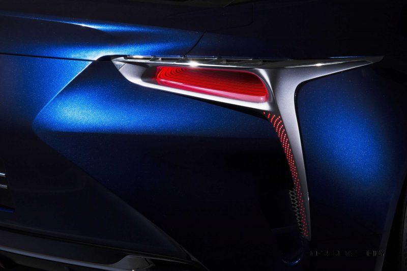 Concept Flashback - Lexus LF-LC in 77 High-Res Photos - Future LF-B 6