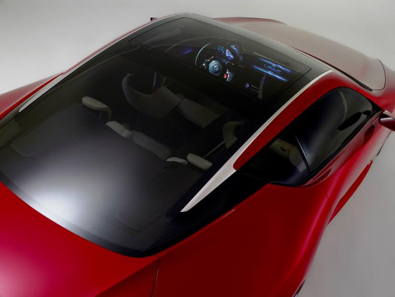 Concept Flashback - Lexus LF-LC in 77 High-Res Photos - Future LF-B 74