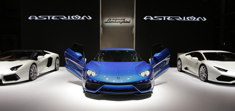 Lamborghini Asterion LPI 910-4  7