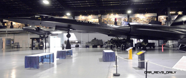 Lockheed SR-71A Blackbird 74