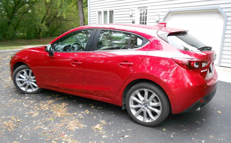 Road Test Review - 2014 Mazda3 S Grand Touring  7