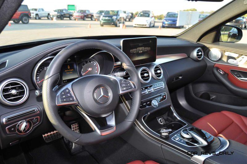 Road Test Review - 2015 Mercedes-Benz C300 4Matic Sport 28
