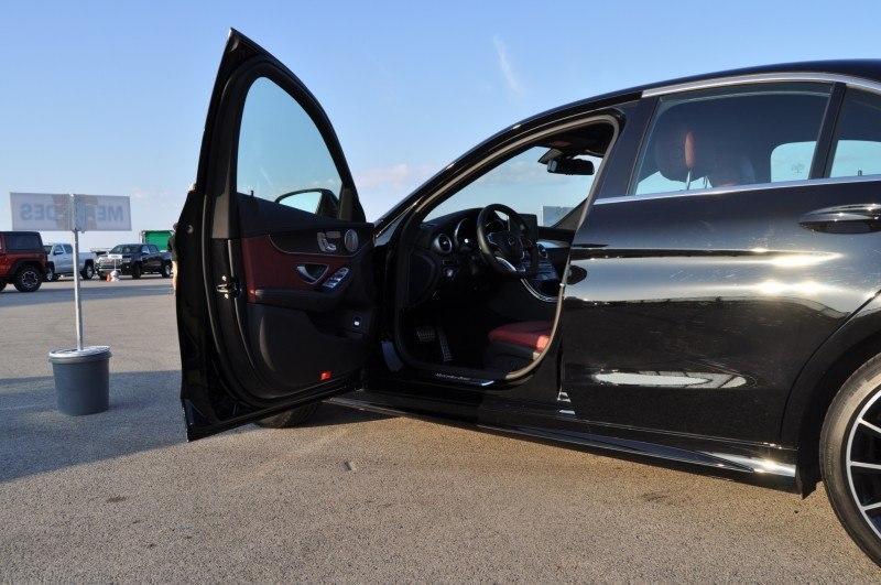 Road Test Review - 2015 Mercedes-Benz C300 4Matic Sport 30