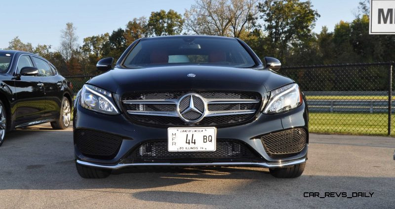 Road Test Review - 2015 Mercedes-Benz C300 4Matic Sport 37