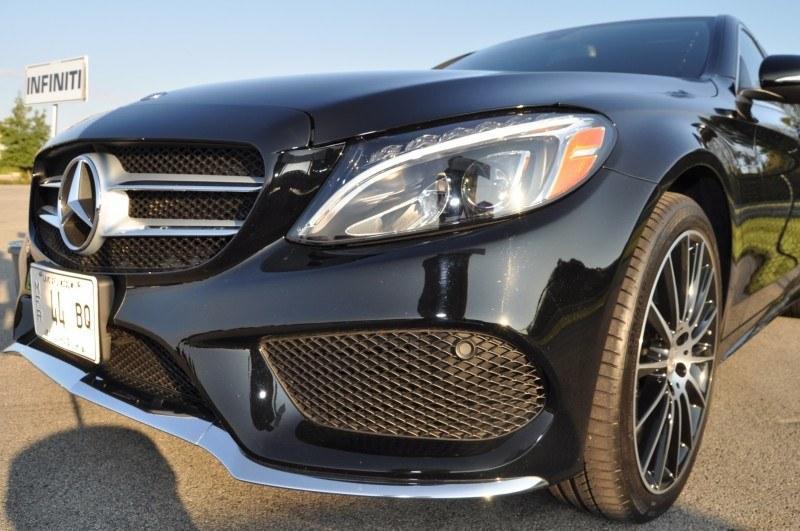 Road Test Review - 2015 Mercedes-Benz C300 4Matic Sport 39