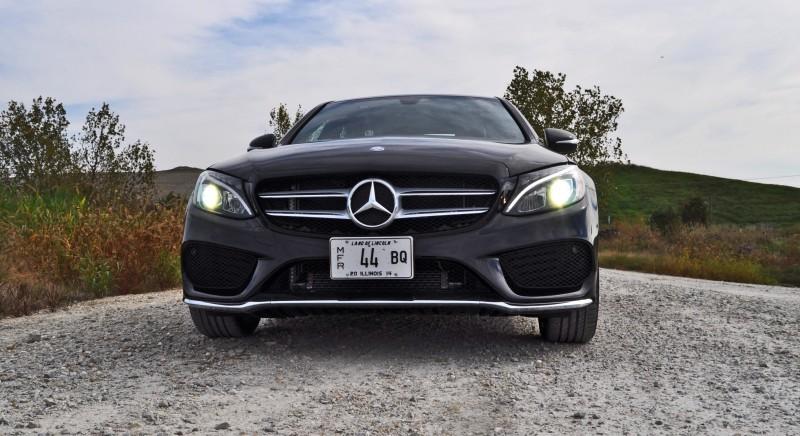 Road Test Review - 2015 Mercedes-Benz C300 4Matic Sport 73