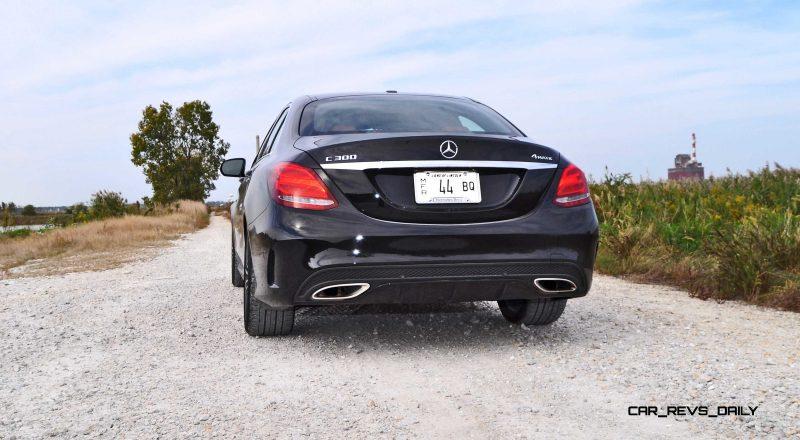 Road Test Review - 2015 Mercedes-Benz C300 4Matic Sport 80