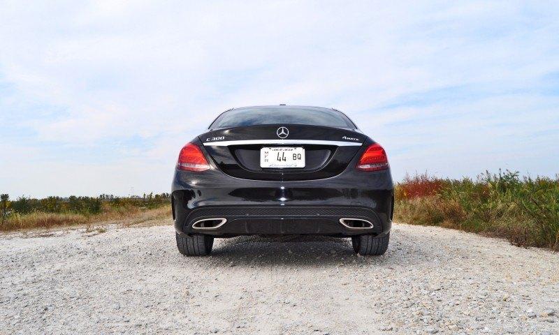 Road Test Review - 2015 Mercedes-Benz C300 4Matic Sport 81