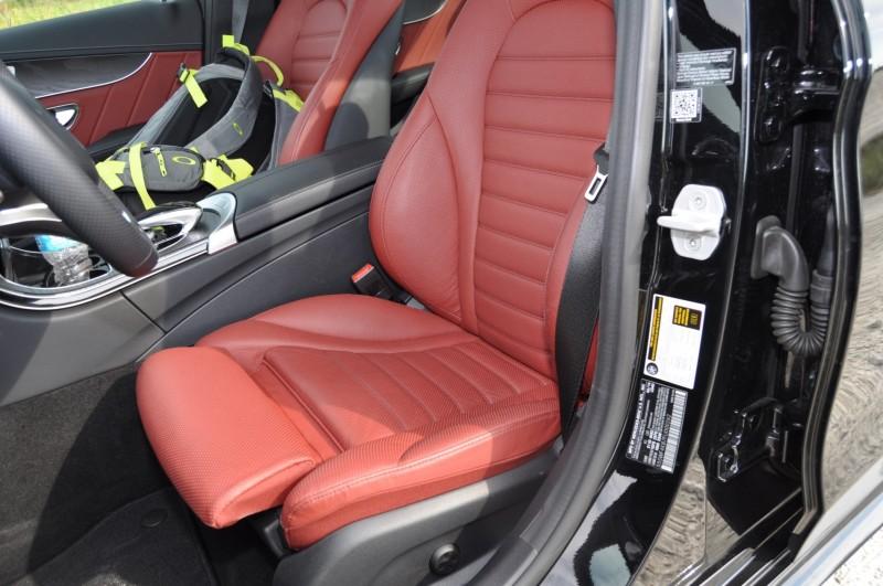 Road Test Review - 2015 Mercedes-Benz C300 4Matic Sport 99